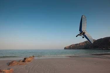 Activités sportives sur la plage, dans l'eau ou sur l'eau... Vous serez conquis !